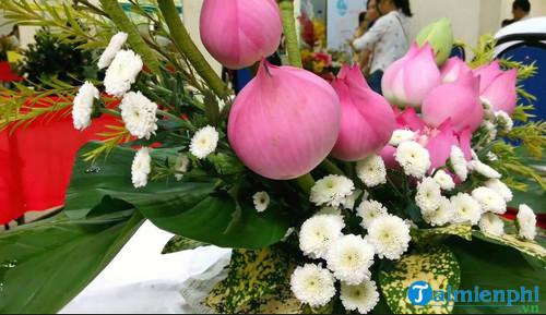 [TaiMienPhi.Vn] Những bài thuyết trình cắm hoa ngày 20-11