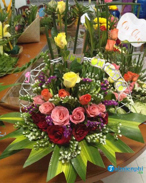 [TaiMienPhi.Vn] Những bài diễn giả cắm hoa ngày 20-11