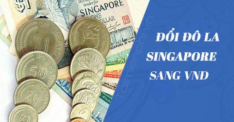doi dola Singapore sang tien viet