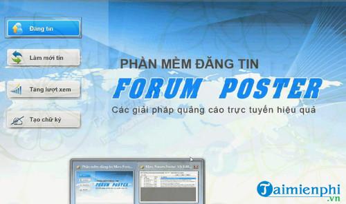 Top phần mềm đăng tin trên máy tính miễn phí tốt nhất 9