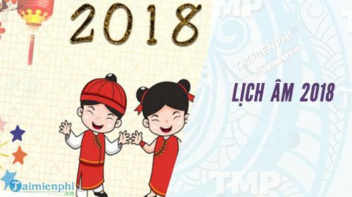 lich am 2018