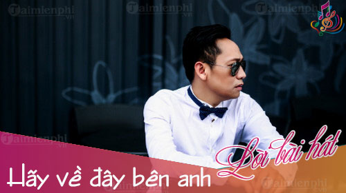 loi bai hat hay ve day ben anh