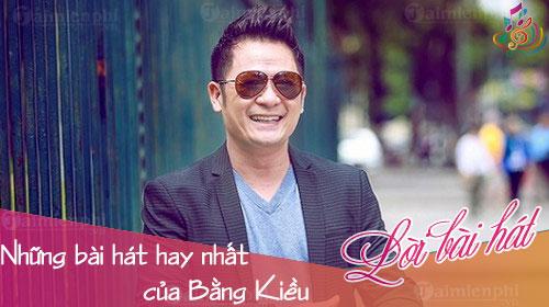nhung bai hat hay nhat cua bang kieu the best of bang kieu