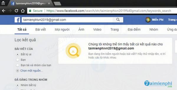 tinh nang tim kiem facebook bang email va so dien thoai da bi loai bo