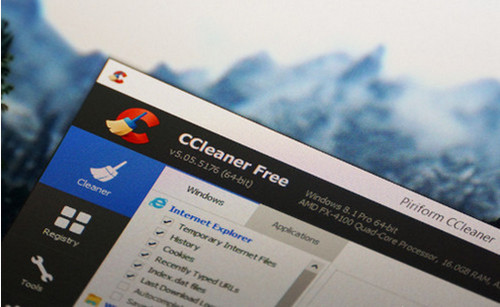 ccleaner dinh ma doc nguoi dung phai lam gi