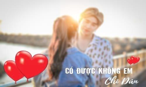lyrics loi bai hat co duoc khong em chi dan