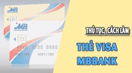 lam the visa mbbank