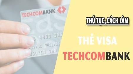 lam the visa techcombank