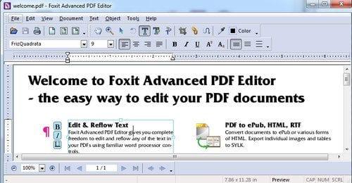Cách cài đặt Foxit PDF Editor 10