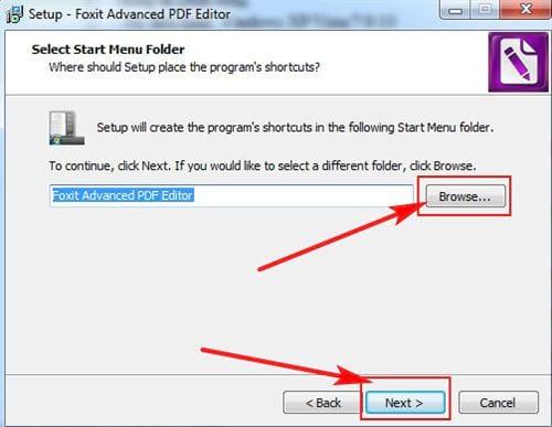 Cách cài đặt Foxit PDF Editor 5