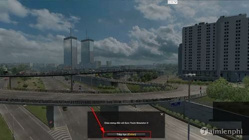 Cách cài và chơi game mô phỏng lái xe tải Euro Truck Simulator