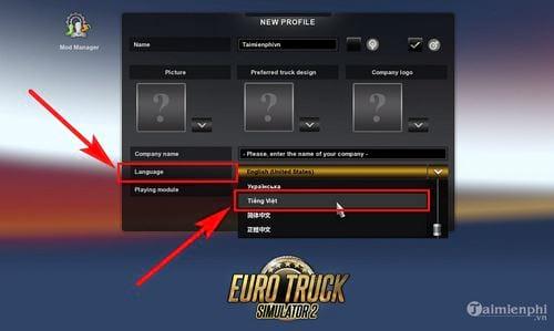 cach cai va choi game mo phong lai xe tai euro truck simulator 7
