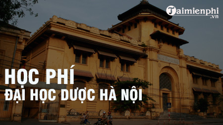 hoc phi dai hoc duoc ha noi