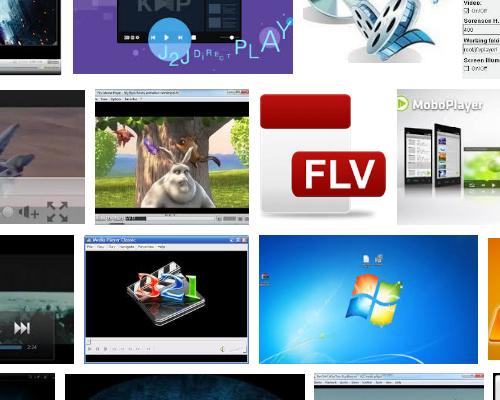 top 8 phan mem xem video flv tot nhat