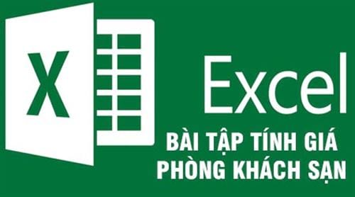 cach tinh gia phong khach san trong excel dung ham vlookup hlookup mod int left va right