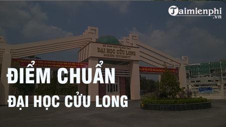 diem chuan dai hoc cuu long