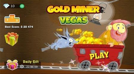 choi gold miner vegas