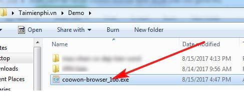 Cách tải và cài Coowon Browser, trình duyệt web cho game thủ 2
