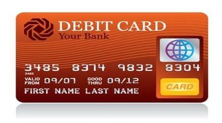 the ghi no debit card la gi