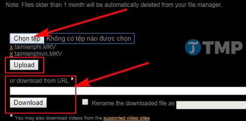 Cách ghép video trực tuyến không cần phần mềm 5