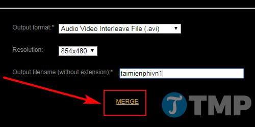 Cách ghép video trực tuyến không cần phần mềm 9