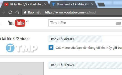 Cách ghép video Online trực tuyến, không cần phần mềm 5