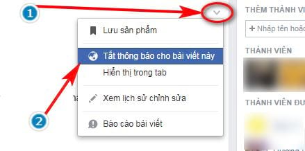 """Cách tắt Popup """"tab bài viết"""" đã comment trên Facebook"""