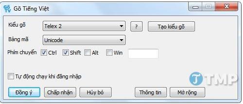 How to use Vietnamese language on Windows 10 4