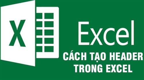 cach tao header trong excel