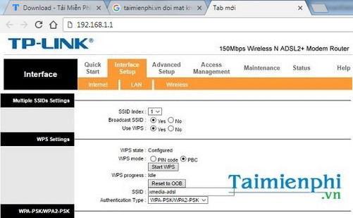 phong chong hack wifi bang cach tat tinh nang wps