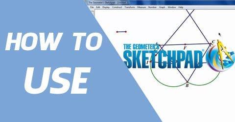 Cách sử dụng Sketchpad