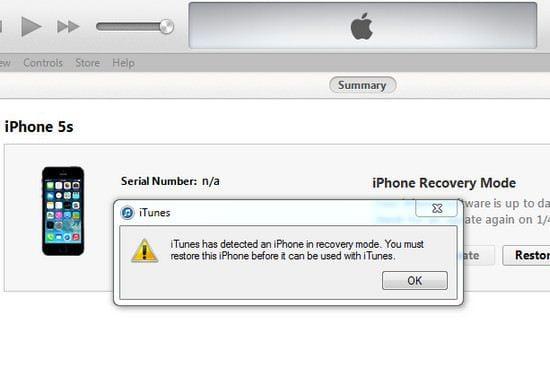 Cách vào và thoát khỏi chế độ DFU trên iPhone 3