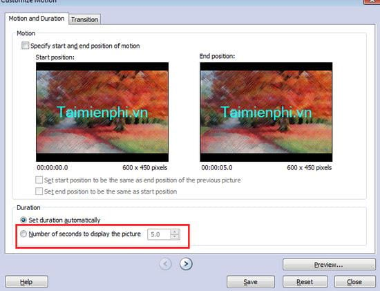 how to use photo story 3 for windows 8
