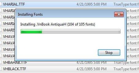 download tcvn3 font