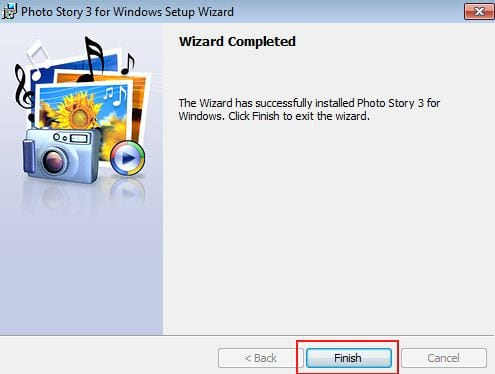 meow install photo story 3 for windows