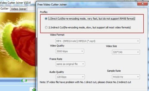 ghep noi video voi free video cutter joiner