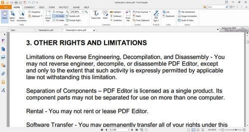 Hướng dẫn copy dữ liệu trong file pdf 3