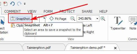 Hướng dẫn copy dữ liệu trong file pdf 9