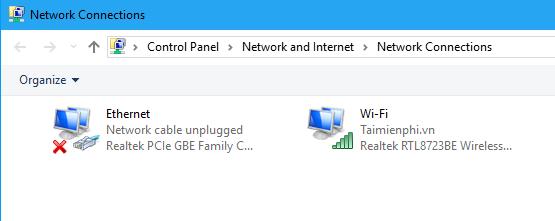Cách đổi địa chỉ ip cho Windows 10 2