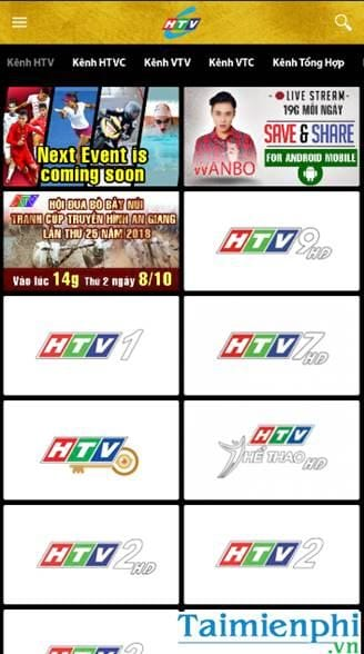 cach view htv htv2 htv3 htv7 on pc and mobile 14