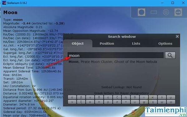 Stellarium user guide 9