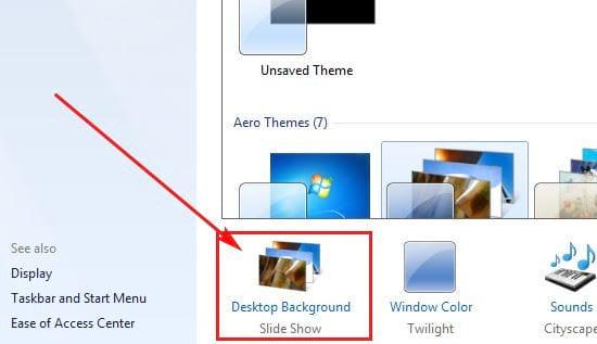 Cách chỉnh ảnh cho vừa màn hình Desktop