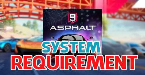 cau hinh choi game asphalt 9