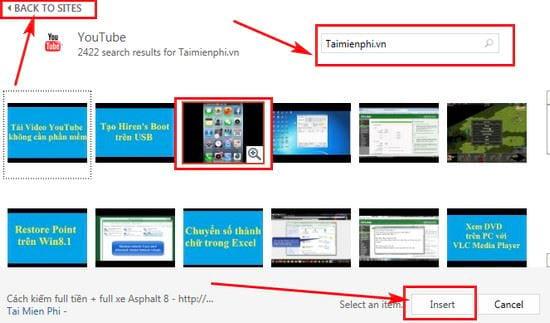 Hướng dẫn chèn video vào PowerPoint 2016 4
