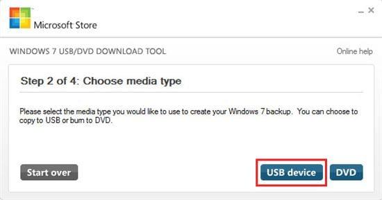 cach tao usb cai windows bang windows 7 usb download tool -tinhoccoban.net