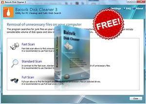 giveaway ban quyen mien phi baisvik disk cleaner 3 tu 7 3