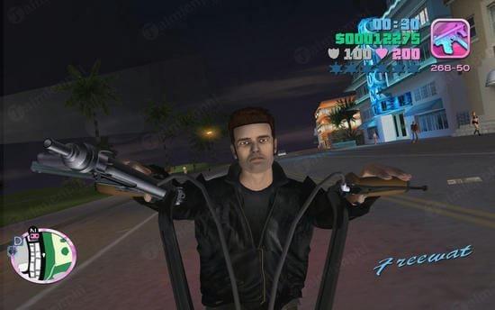Mã GTA bất tử, bản vice city, 3, 4, 5 2