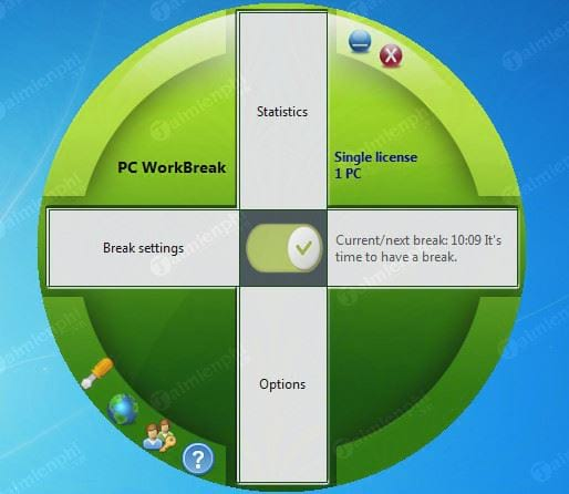 giveaway free license to workbreak pc from 25 4 7