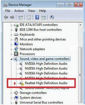Cách sửa lỗi không nghe được nhạc, âm thanh khi cắm tai nghe vào máy tính 13
