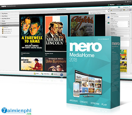 giveaway nero mediahome mien phi